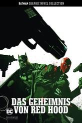 Batman Graphic Novel Collection - Das Geheimnis von Red Hood - Bd.66