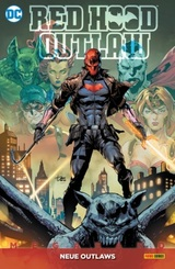Red Hood: Outlaw Megaband - Neue Outlaws