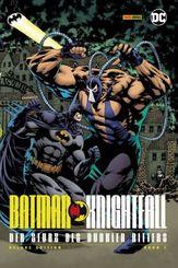 Batman: Knightfall - Der Sturz des Dunklen Ritters (Deluxe Edition) - Bd.1