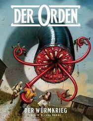 Der Orden - Der Wurmkrieg - Bd.3