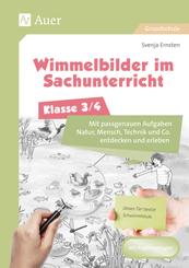 Wimmelbilder im Sachunterricht - Klasse 3/4