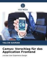 Camus: Vorschlag für das Application Frontend