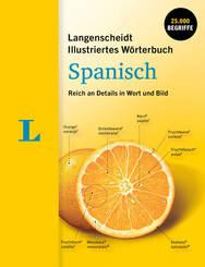 Langenscheidt Illustriertes Wörterbuch Spanisch