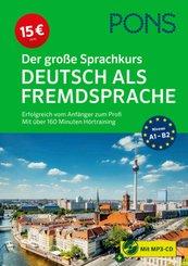 PONS Der große Sprachkurs Deutsch als Fremdsprache