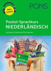 PONS Pocket-Sprachkurs Niederländisch