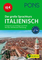 PONS Der große Sprachkurs Italienisch