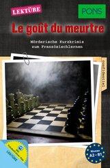 PONS Kurzkrimi Französisch Le goût du meurtre