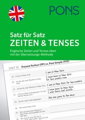PONS Satz für Satz Englisch Zeiten und Tenses