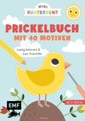 Mini Kunterbunt - Mein erstes Prickelbuch für Kinder ab 3 Jahren