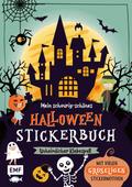 Mein schaurig-schönes Halloween-Stickerbuch - Mit über 500 Stickermotiven