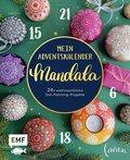 Mein Adventskalender-Buch: Mandala