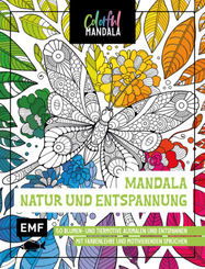Colorful Mandala - Mandala - Natur und Entspannung