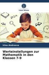 Werteinstellungen zur Mathematik in den Klassen 7-9