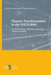 Finance Transformation in der VUCA-Welt