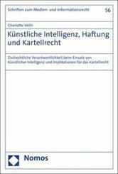 Künstliche Intelligenz, Haftung und Kartellrecht