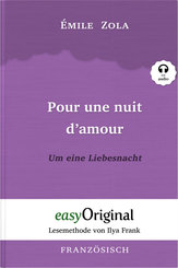 Pour une nuit d'amour / Um eine Liebesnacht (mit Audio)