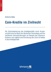 Coin-Kredite im Zivilrecht