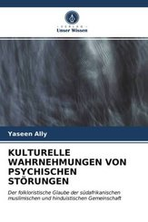 KULTURELLE WAHRNEHMUNGEN VON PSYCHISCHEN STÖRUNGEN