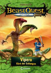 Beast Quest Legend (Band 10) - Vipero, Fürst der Schlangen