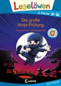 Leselöwen 2. Klasse - Die große Ninja-Prüfung