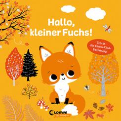 Hallo, kleiner Fuchs!