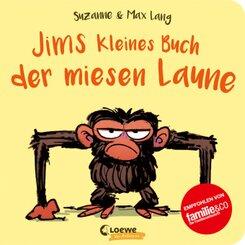 Jims kleines Buch der miesen Laune