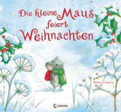 Die kleine Maus feiert Weihnachten