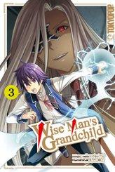 Wise Man's Grandchild - Bd.3
