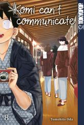 Komi can't communicate - Bd.8