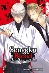 Sengoku Blood - Contract with a Demon Lord - Bd.4