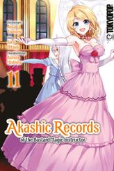 Akashic Records of the Bastard Magic Instructor - Bd.11