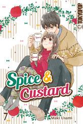 Spice & Custard - Bd.7