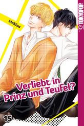 Verliebt in Prinz und Teufel? - Bd.15