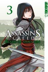Assassin's Creed - Blade of Shao Jun - Bd.3