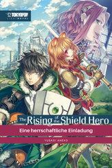The Rising of the Shield Hero Light Novel - Bd.1