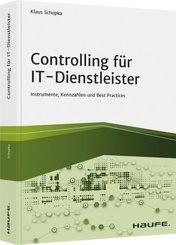 Controlling für IT-Dienstleister