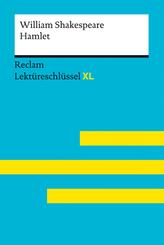 Hamlet von William Shakespeare: Lektüreschlüssel mit Inhaltsangabe, Interpretation, Prüfungsaufgaben mit Lösungen, Lerng