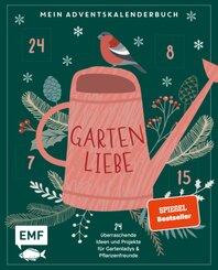 Mein Adventskalender-Buch: Gartenliebe