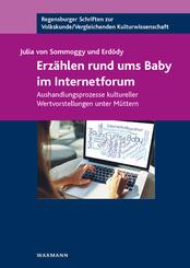 Erzählen rund ums Baby im Internetforum