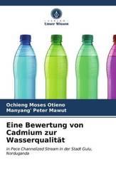 Eine Bewertung von Cadmium zur Wasserqualität