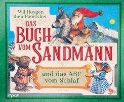 Das Buch vom Sandmann und das ABC vom Schlaf