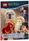 LEGO® Harry Potter(TM) - Rätselspaß für mutige Magier, m. Minifigur