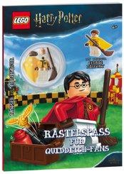 LEGO® Harry Potter(TM) - Rätselspaß für Quidditch-Fans, m. Minifigur