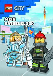 LEGO® City - Rätselblock für Stadthelden