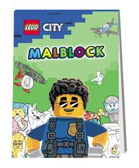 LEGO® City - Malblock
