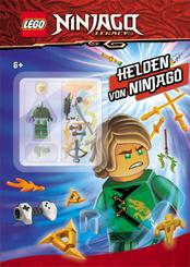 LEGO® NINJAGO® - Helden von Ninjago, m. Minifigur und Assecoirs