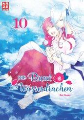 Die Braut des Wasserdrachen - Bd.10