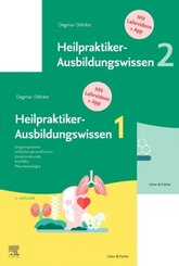 Dölcker, Set Heilpraktiker Ausbildungwissen Bd. 1 und 2