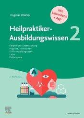 Heilpraktiker-Ausbildungswissen 2