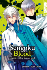 Sengoku Blood - Contract with a Demon Lord - Bd.3